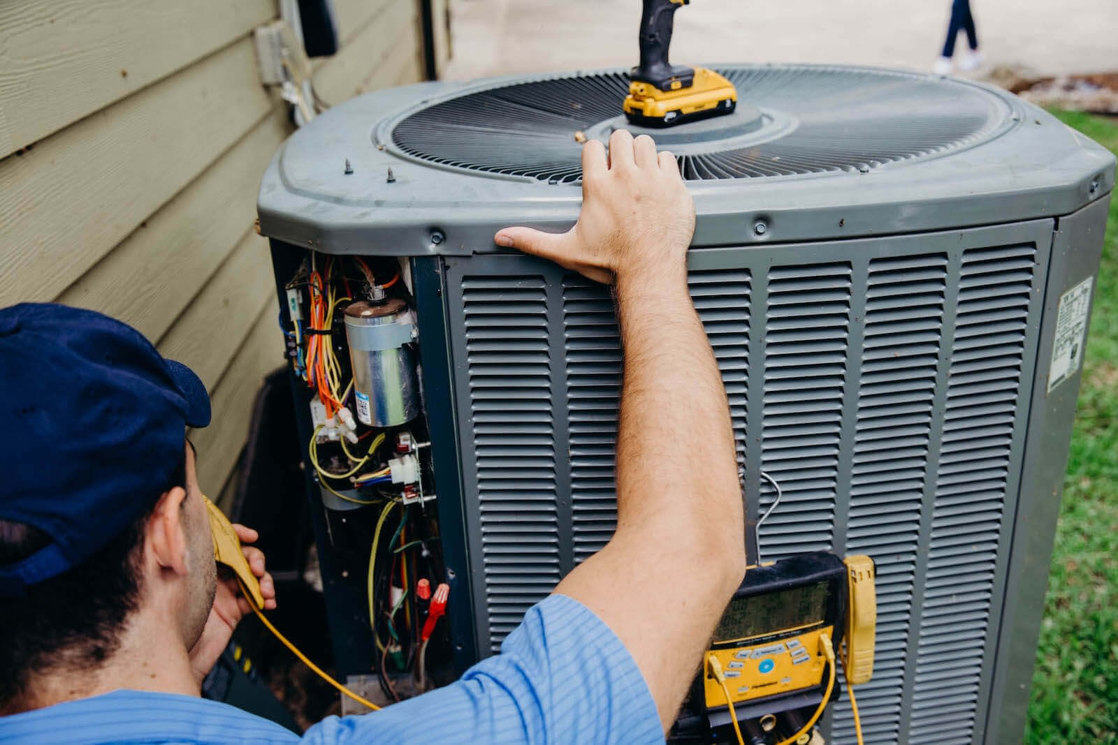 AC Maintenance Technician