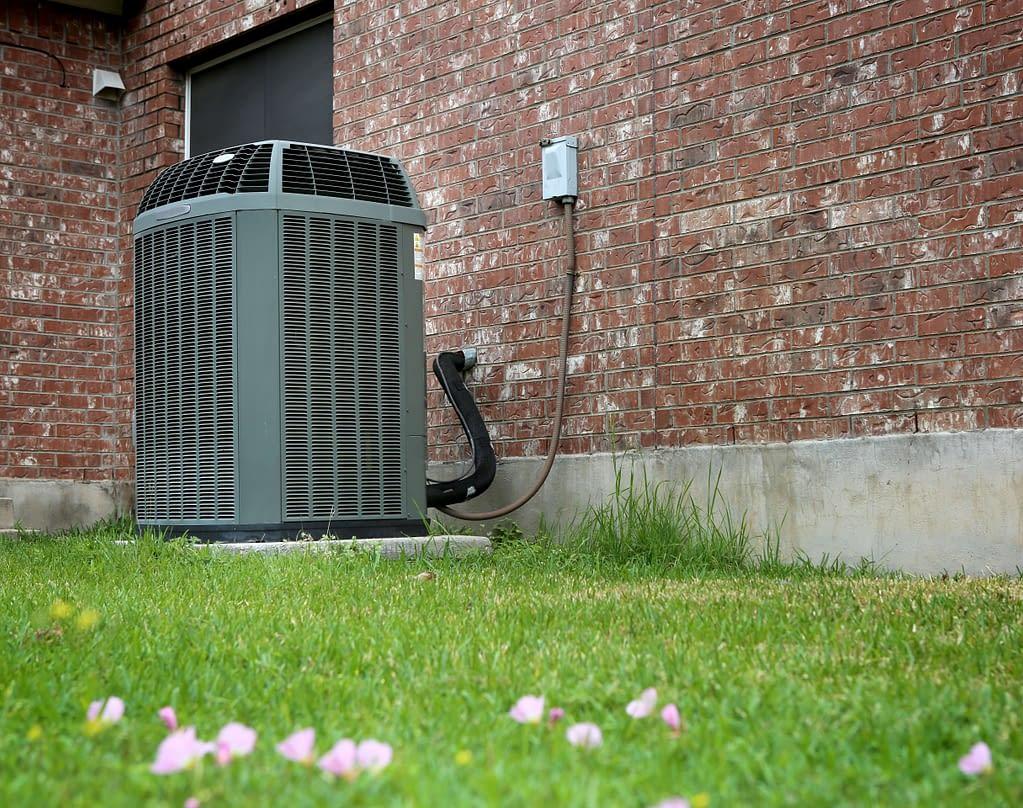 Outdoor HVAC