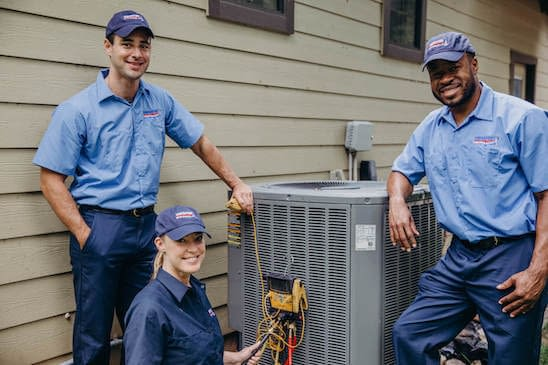 HVAC Installation Workers